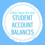 Student Account Balances